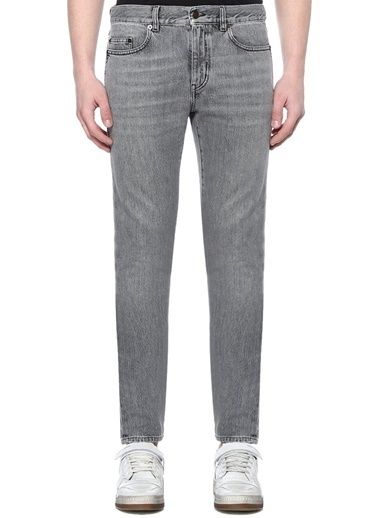 Saint Laurent Jean Pantolon Gri
